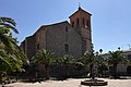 La Torre de Esteban Hambrán, Iglesia de Santa María Magdalena, fachada principal.jpg