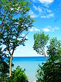 Lake Huron from Bayfield, Ontario.jpg