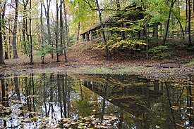 Lakeside at Voorhees State Park in Hunterdon County New Jersey.jpg