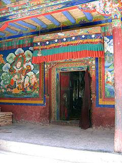 Tibetan monasticism