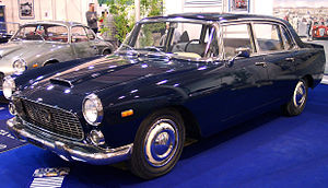 Lancia Flaminia - Lancia Flaminia Berlina