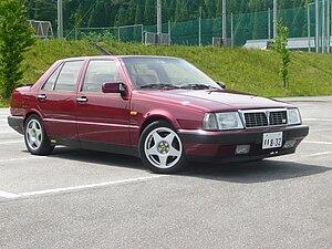 Lancia Thema - Image: Lancia Thema 8・32