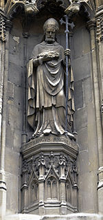 Lanfranc 11th-century Archbishop of Canterbury, jurist and theologian