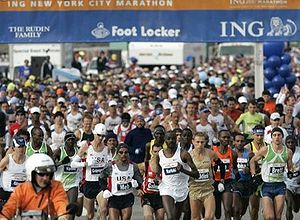 ING Group - ING New York City Marathon