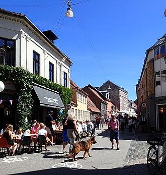 Indre By, Aarhus - Image: Latinerfestival (Aarhus) 01