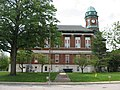 Lawrence County Courthouse in Lawrenceville from the east.jpg