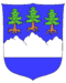 Coat of arms of Lax