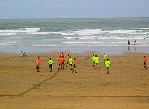 bb8f24cd51 Futebol de areia – Wikipédia