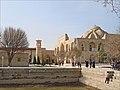 Le mausolée de Bakhaouddin Nakhchbandi (Boukhara, Ouzbékistan) (5699836690).jpg