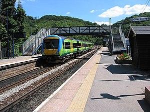 Ledbury railway station - Image: Ledbury Railway Station