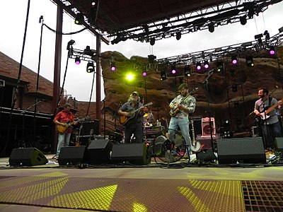 Picture of a band or musician: Leftover Salmon