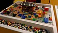 Lego play area in Lego store, Leicester Square, London, United Kingdom.jpg