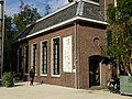 Leiden - Pand aan binnenplein bij Hortes Botanicus.jpg