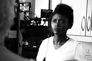 Leila Djansi American and Ghanaian filmmaker