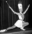 Leon High School Drum majorette - Tallahassee (38654166056).jpg