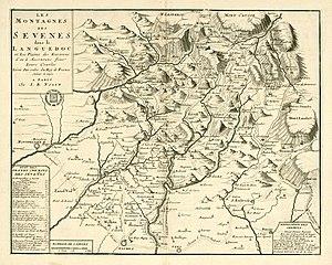 Jean-Baptiste Nolin - Image: Les Montagnes des Sevenes (Jean Baptiste Nolin) cropped