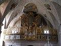 Lesachtal Wallfahrtskirche Maria Luggau Innen Orgel 1.JPG