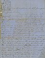 Letter from Geo. M. Beebe, Troy, Doniphan Co., Kan. Territory, to Jefferson Davis, June 9, 1860.jpg
