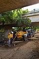 Levee work begins at Howe Ave. bridge (14542790093).jpg