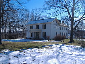 National Register of Historic Places listings in Ross County, Ohio - Image: Levi Anderson House
