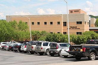 Dalton State College - Lorberbaum Liberal Arts Building