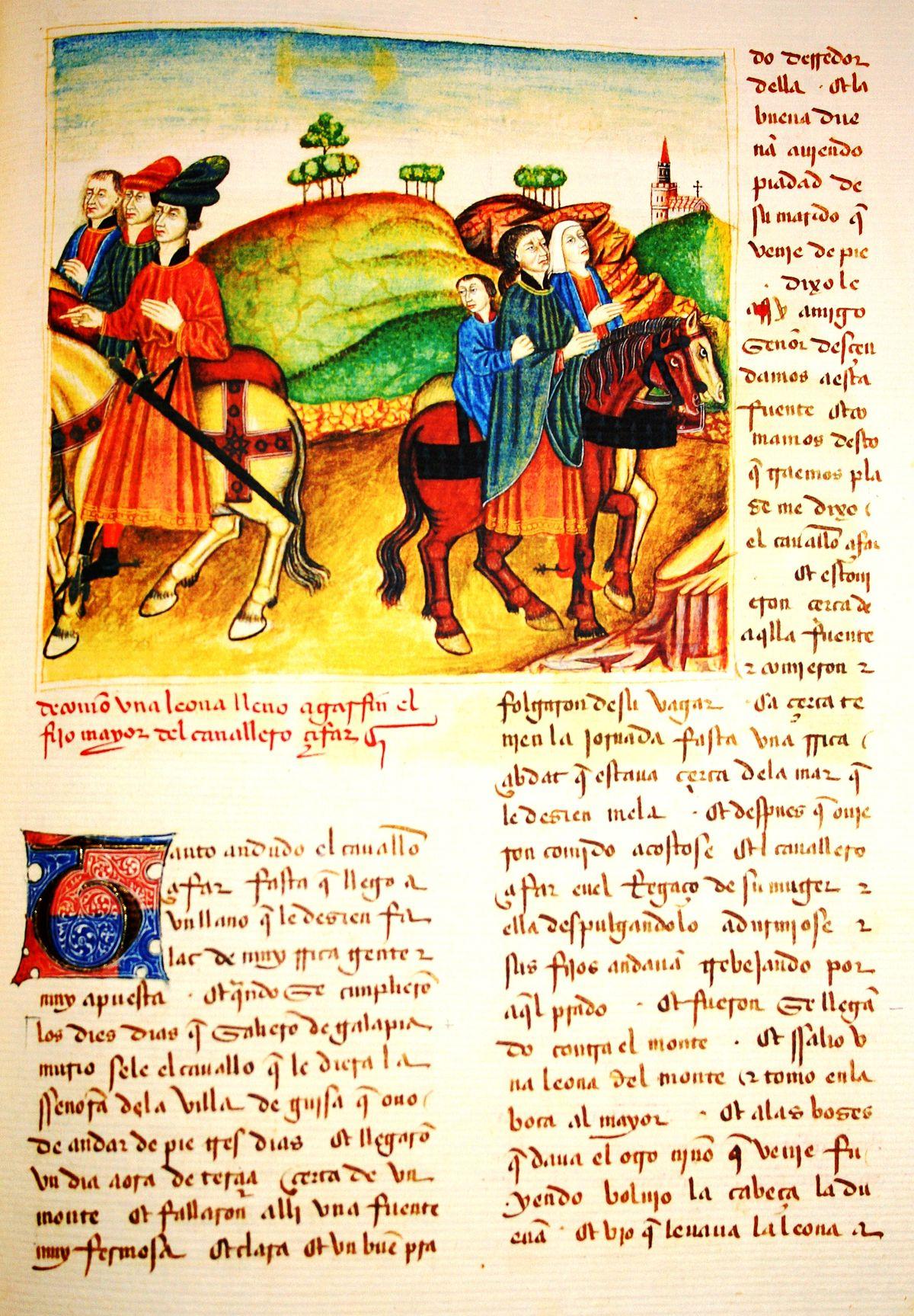 Medieval Spanish Literature