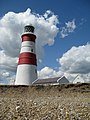 Lighthouse at Orford Ness - geograph.org.uk - 927071.jpg