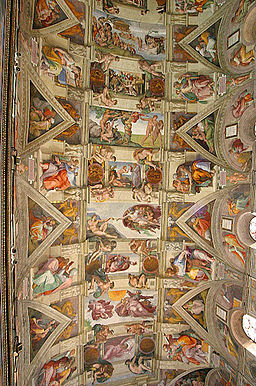 Lightmatter Sistine Chapel ceiling2