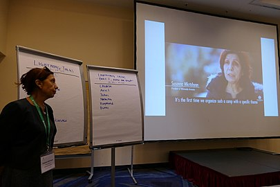 Lightning Talks at Learning days WMCON2018 03.jpg
