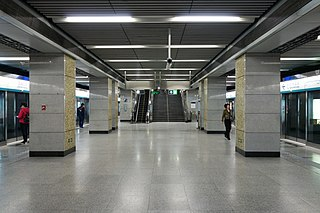Lingjing Hutong station Beijing Subway station