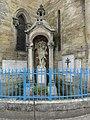 Lisle-en-Rigault (Meuse) chapelle Saint-Christophe, plaques monuments aux morts.jpg
