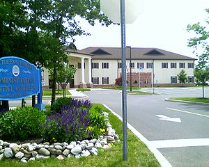 Little Egg Harbor Township, New Jersey - The Little Egg Harbor Administrative Justice Complex opened in 2004