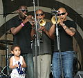Little Leon Brown, Leon Brown, Evan Christopher & Irvin Mayfield.jpg