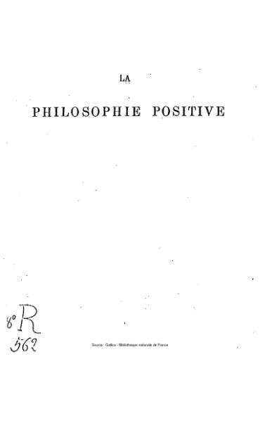 File:Littré & Wyrouboff - La Philosophie positive, tome 25.djvu