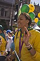 Liz Cambage at the Welcome Home parade in Sydney.jpg