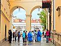 Ljubljana Old Town, Slovenia (Old Camera) (33402289091).jpg
