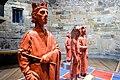 Llywelyn ap Iorwerth and friends in Caernarfon Castle (geograph 6313119).jpg