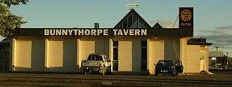 Bunnythorpe - Local watering hole, the Bunnythorpe Tavern