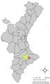 Localització de Famorca respecte el País Valencià.png