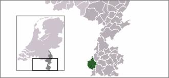 Borgharen - Image: Locatie Maastricht