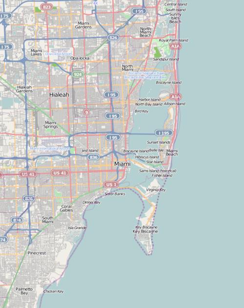 Map Miami Florida.Walgreen Drug Store Miami Florida Wikiwand
