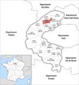 Locator map of Kanton Colombes-2.png
