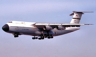 75th Expeditionary Airlift Squadron - C-5A Galaxy 69-0020, 75th MAS, about 1975