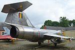 Lockheed F-104G Starfighter 'FX47' (33626639923).jpg