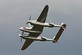Lockheed P-38L Lightning N25Y (7422252394).jpg