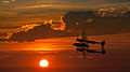 Lockheed P-38 Lightning Sunset OTT 2013 001.jpg