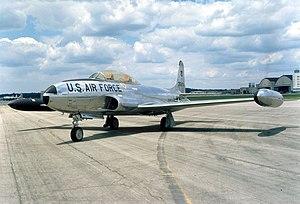 Lockheed T-33 - Lockheed T-33A USAF