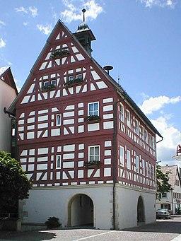 Loechgau rathaus