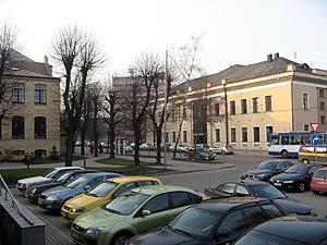 Maskavas Forštate - Baltic International Academy