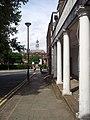 London, Woolwich Dockyard, gatehouse 2.jpg